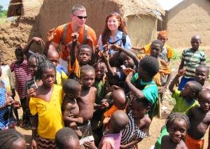 Cadets in Benin 2011