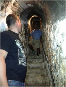 Cadets explored Dracula's castle near the city of Brasov along with other sites to learn about the culture